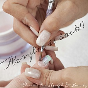 Acrylics Are Back!